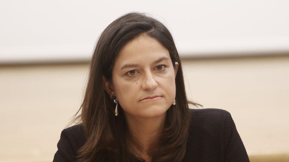 Θετική στον κορονοϊό η υπουργός Παιδείας, Νίκη Κεραμέως