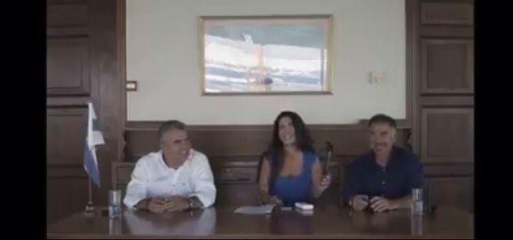 Σε διαδικτυακή ημερίδα για τον κορωνοϊό ο Λευτέρης Ραβιόλος (video)