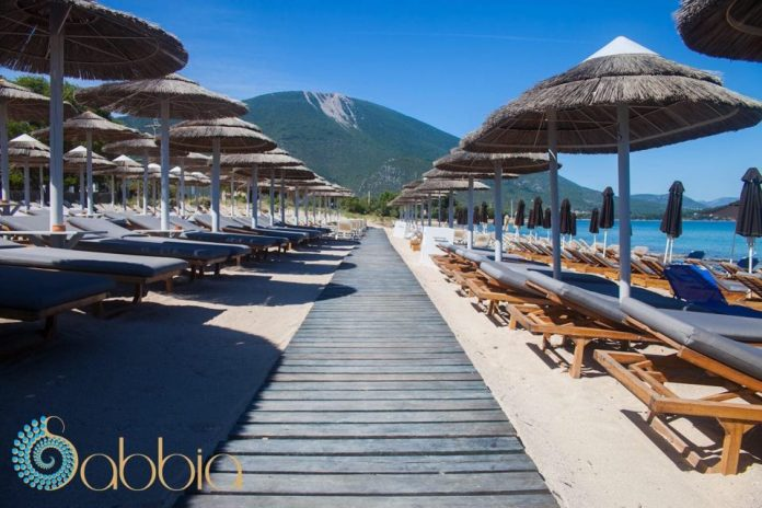 Sabbia beach bar – Κλείσε ξαπλώστρα για την παραλία από τον καναπέ σου
