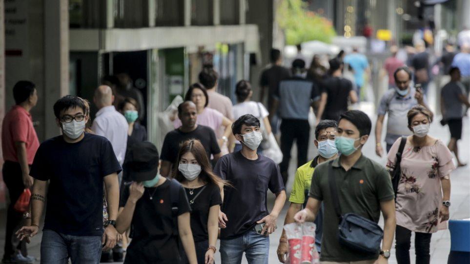 Καθηγητής Χρηστάκης: Το 40% του παγκόσμιου πληθυσμού θα νοσήσει –Θα πεθάνουν εκατομμύρια άνθρωποι