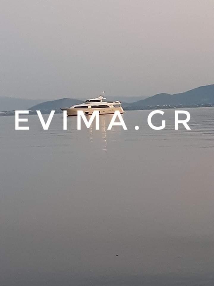 Αποκλειστικό: Στην Εύβοια για διακοπές ο πρόεδρος της Γαλατάσαραϊ με την Ευβοιώτισσα σύζυγό του [εικόνες]