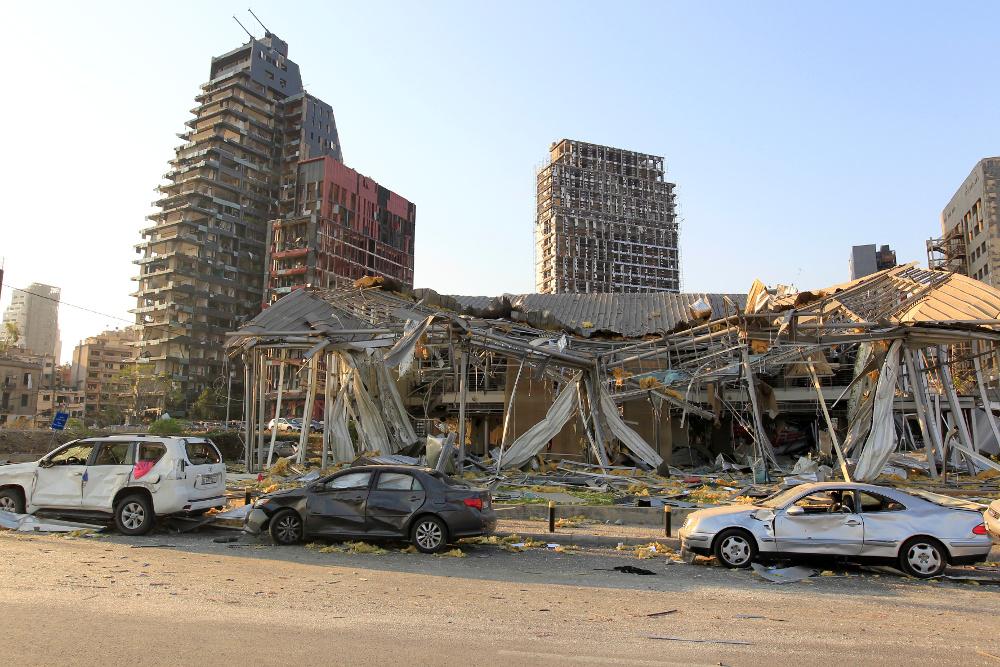 Σε κατάσταση έκτακτης ανάγκης κηρύχθηκε η Βηρυτός – Πάνω από 100 οι νεκροί και χιλιάδες τραυματίες