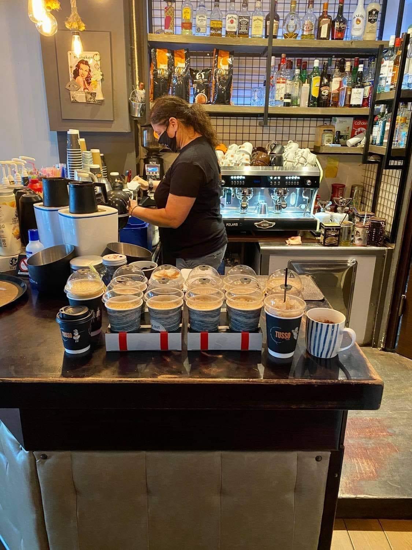 Ρους Cafe-Bar – Ο καλύτερος καφές της πόλης, φτιαγμένος με πολύ μεράκι…