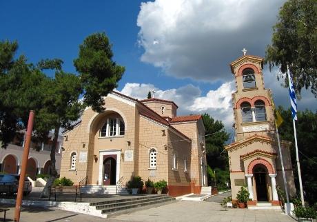 Παναγία Φανερωμένη Ν. Αρτάκη:Ιερές Ακολουθίες κατά τη διάρκεια του Δεκαπενταύγουστου
