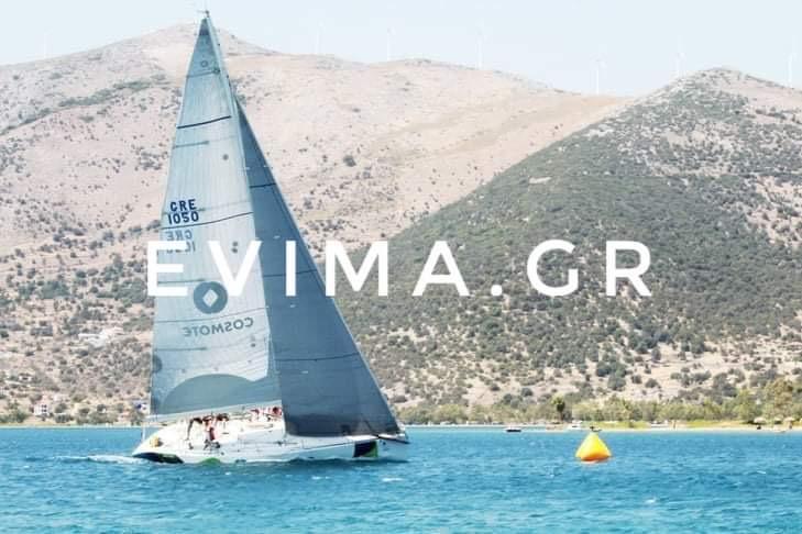 Νήσος Εύβοια Regatta 2020: Έφτασε το πρώτο σκάφος στο λιμάνι του Αλμυροποτάμου [εικόνες]