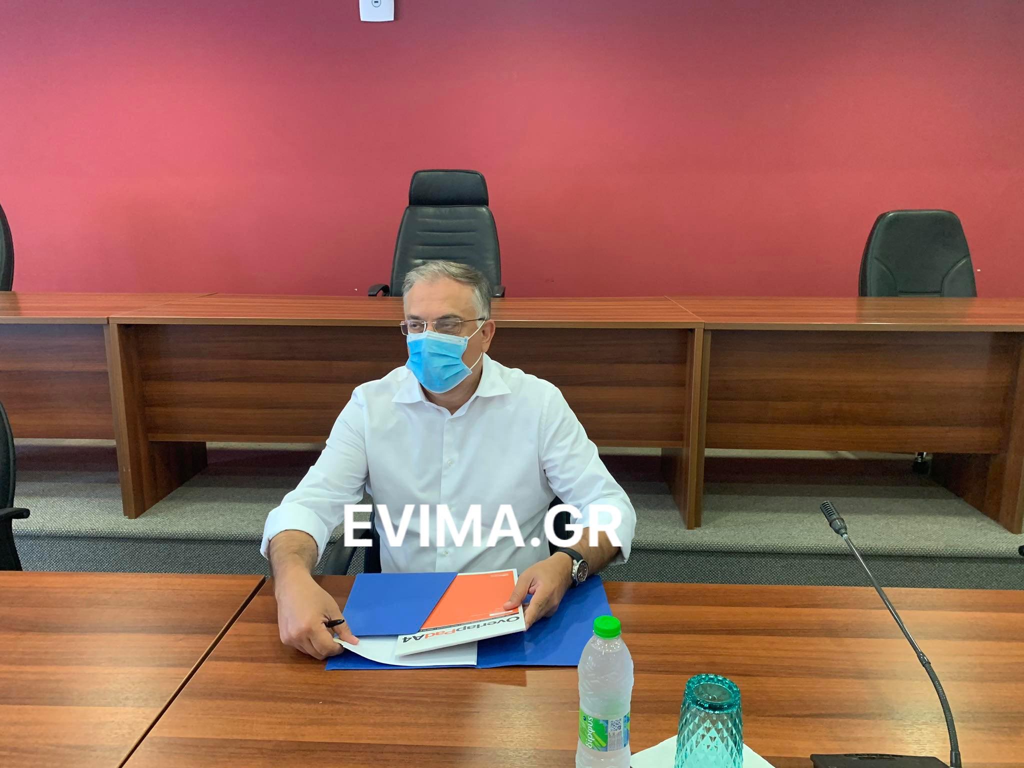 Αποκλειστικό: Θεοδωρικάκος από τη Χαλκίδα: Από αύριο θα δοθούν στους πολίτες που επλήγησαν από την κακοκαιρία τα 600 ευρώ