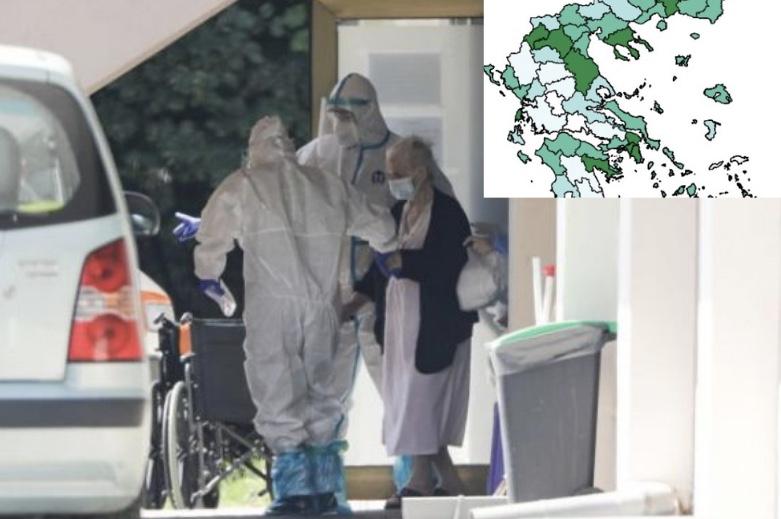 Κορονοϊός Εύβοια: «Έκρηξη» κρουσμάτων – 9 Νέα το τελευταίο 24ωρο στο Νομό