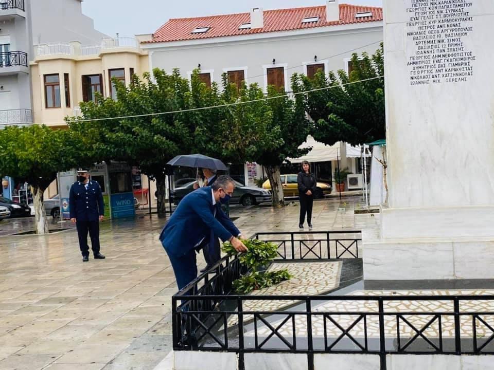 Ραβιόλος: Μόνο ενωμένοι θα απαντάμε με επιτυχία στις προκλήσεις του σήμερα και του αύριο