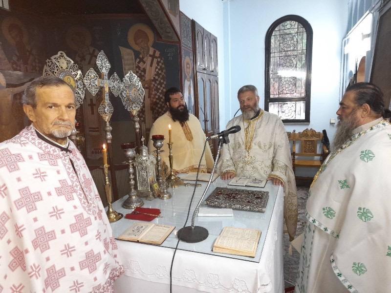 Ι.Μ.Χαλκίδος:Εορτασμός στη μνήμη των Θεοφόρων Πατέρων Θεοφίλου και Φιλητού επισκόπων Ωρεών