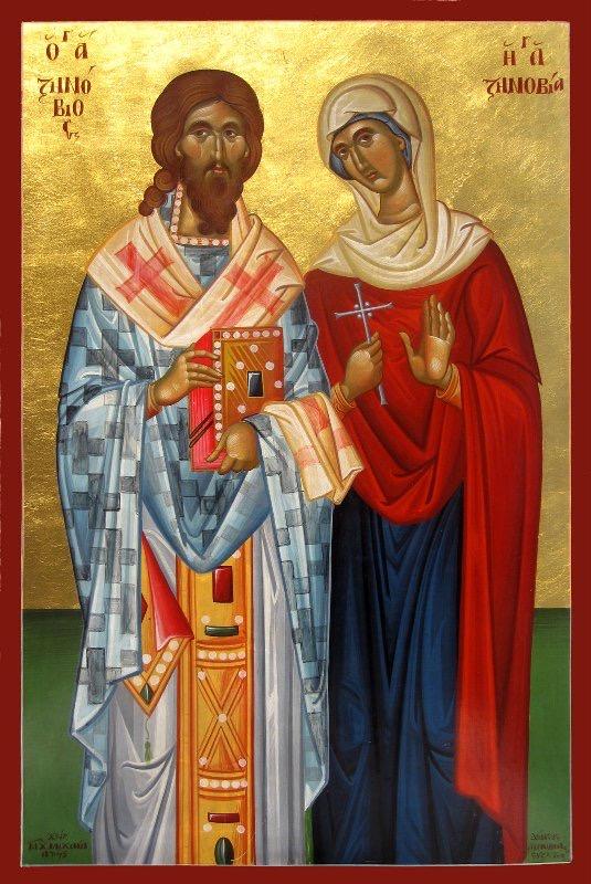 Ιερά αγρυπνία στον Ιερό Ναό Αγίας Βαρβάρας Χαλκίδος
