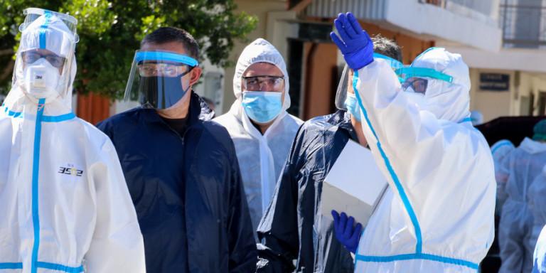 Κορονοϊός Εύβοια: Ραγδαίες εξελίξεις – 18 τα κρούσματα στο εργοστάσιο στα Ψαχνά