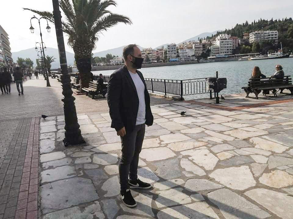 Χατζηγιαννάκης- Από την Χαλκίδα η σκέψη μας είναι στη Σμύρνη και στη Σάμο