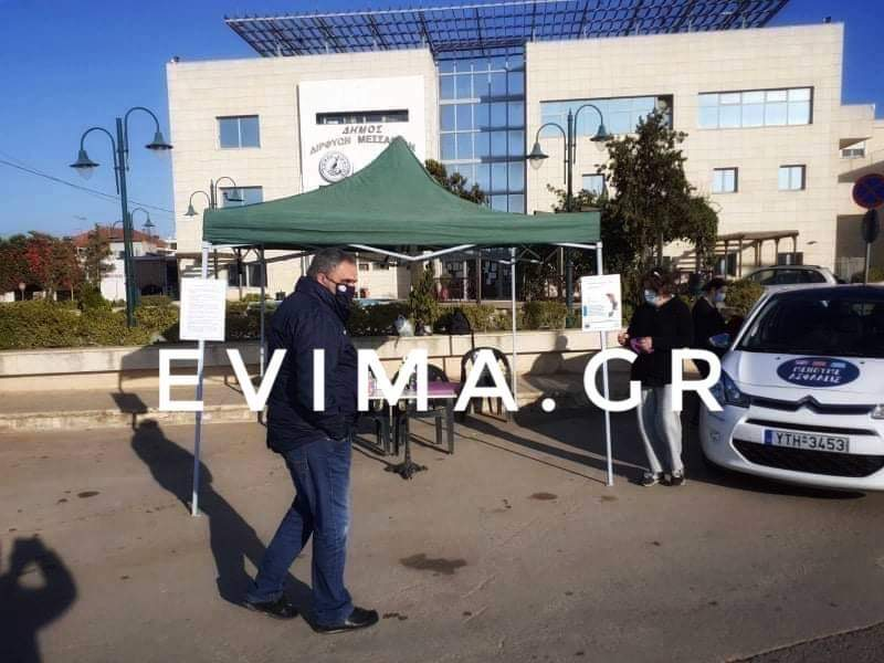 Ψαθάς στο evima: Έγιναν 102 τεστ και είναι όλα αρνητικά- Ευχαρίστησε τον ΕΟΔΥ και τους πολίτες