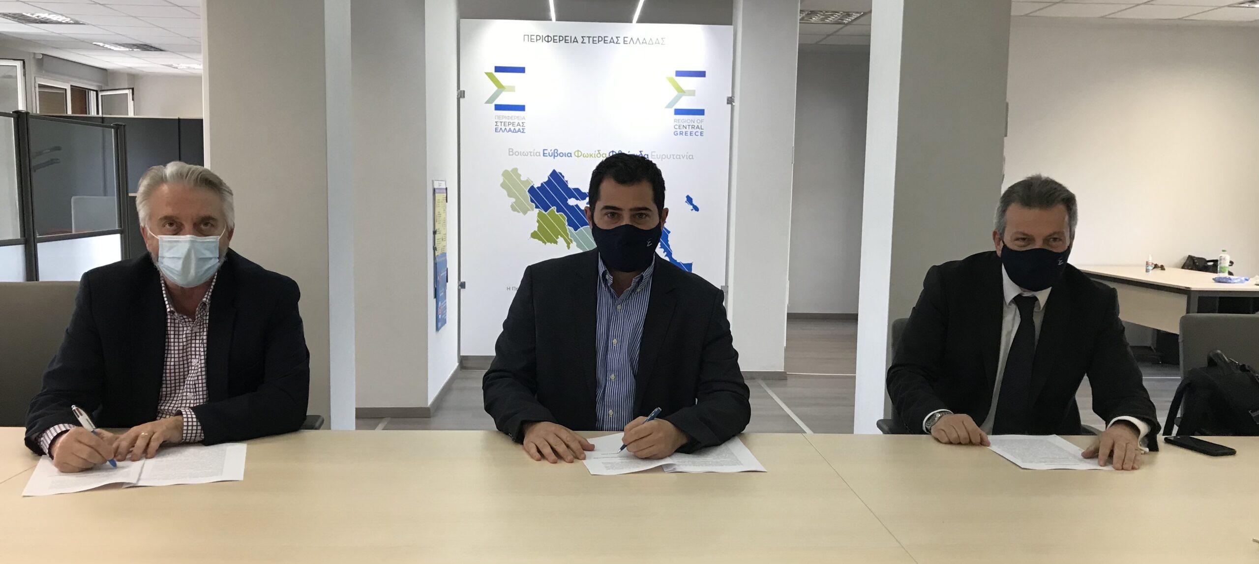 Σπανός: Παραχώρηση κτιρίου από την ΠΣΤΕ στο Δήμο Δωρίδος για τη δημιουργία του νέου Αστυνομικού Τμήματος Ευπαλίου