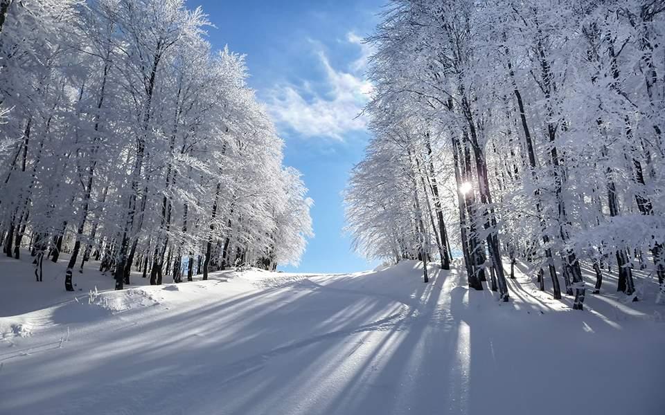 Καιρός: Έρχονται χιόνια και κρύο – Πού θα έντονα τα φαινόμενα