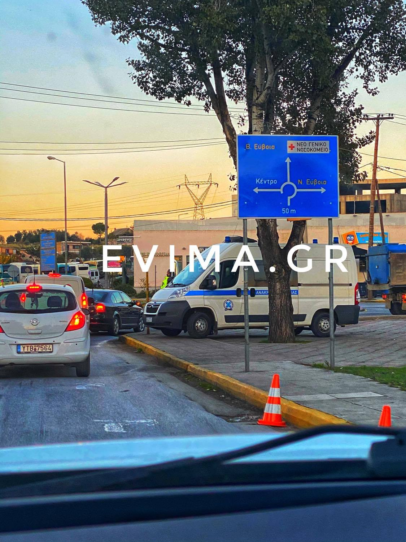 Εύβοια lockdown: : Σαρωτικοί έλεγχοι στην Χαλκίδα για παραβάσεις