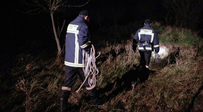 Εύβοια Αποκλειστικό-Αγνοούνται δύο νεαροί σε περιοχή του Δήμου Διρφύων Μεσσαπίων-Είχαν πάει για μανιτάρια