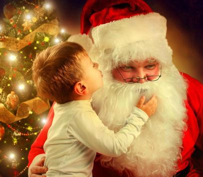 Τι ρωτούν τα παιδιά τον Άγιο Βασίλη;