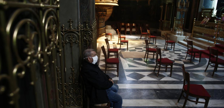 Οριστικό! Έτσι θα λειτουργήσουν οι εκκλησίες τις γιορτές – Τι ισχύει για ρεβεγιόν