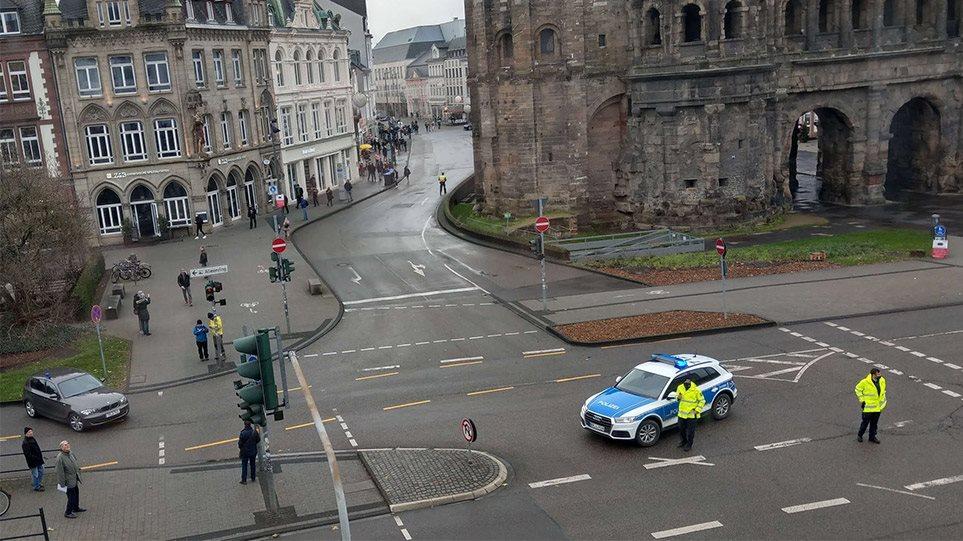 Γερμανία: Αυτοκίνητο έπεσε πάνω σε πεζούς – Δύο νεκροί, αρκετοί τραυματίες