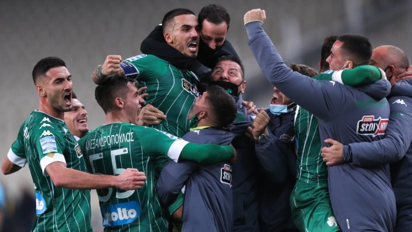 Το ντέρμπι του ΟΑΚΑ βάφτηκε πράσινο! ΑΕΚ – Παναθηναϊκός 1-2: Κυρίαρχος!