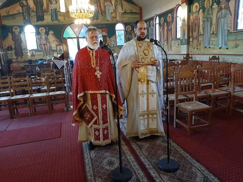 Η Εορτή του Αγίου Θεαγένους στον Ιερό Ναό Αγίου Ανδρέου Μαλακώντα – Ερέτριας