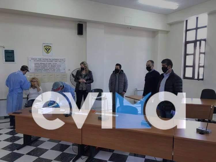 Κορονοϊός – Εύβοια: Δείτε τα αποτελέσματα των rapid test σε Αρτάκη & Ιστιαία