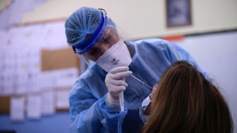 Κορονοϊός – Εύβοια: Δωρεάν rapid test την Κυριακή 10/1/21 στο Κέντρο Υγείας Ιστιαίας