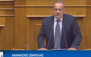 Θ.Ζεμπίλης: Οι παρακάμψεις Βασιλικού και Αμαρύνθου δημοπρατούνται μέσα στο 2021! Έγγραφη απάντηση ΥΠΟΜΕΔΙ