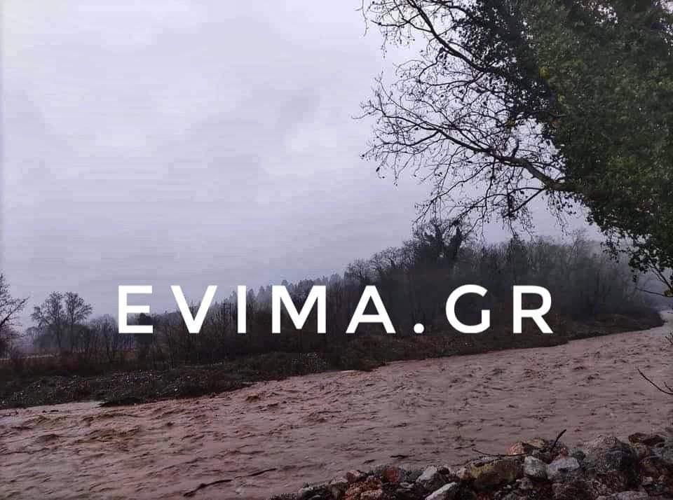 Καιρός: Πρωταγωνίστρια η Εύβοια στα μετεωρολογικά ρεκόρ του 2020