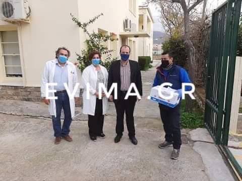 Κορονοϊός – Κάρυστος: Παραδόθηκαν 55 φιάλες εμβολίων στο Νοσοκομείο Καρύστου – Αύριο ξεκινούν οι εμβολιασμοί
