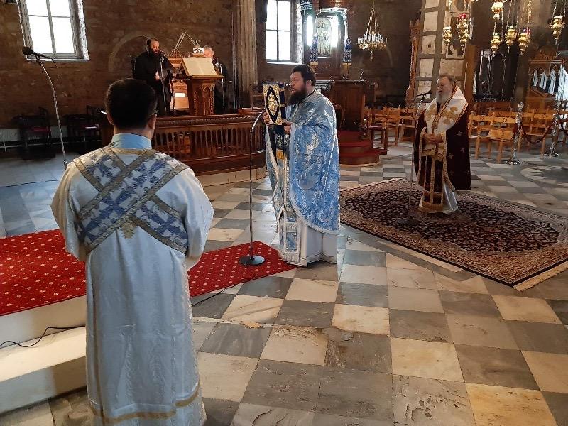 Κυριακή πριν τα Φώτα και μνήμη του Αλέξανδρου Παπαδιαμάντη στη Χαλκίδα