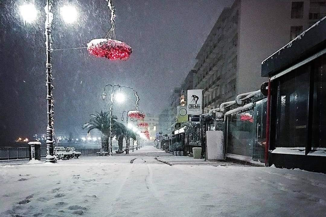 Καλλιάνος: Έρχεται αλλοπρόσαλλη κακοκαιρία – Αρκετό χιόνι στην Εύβοια