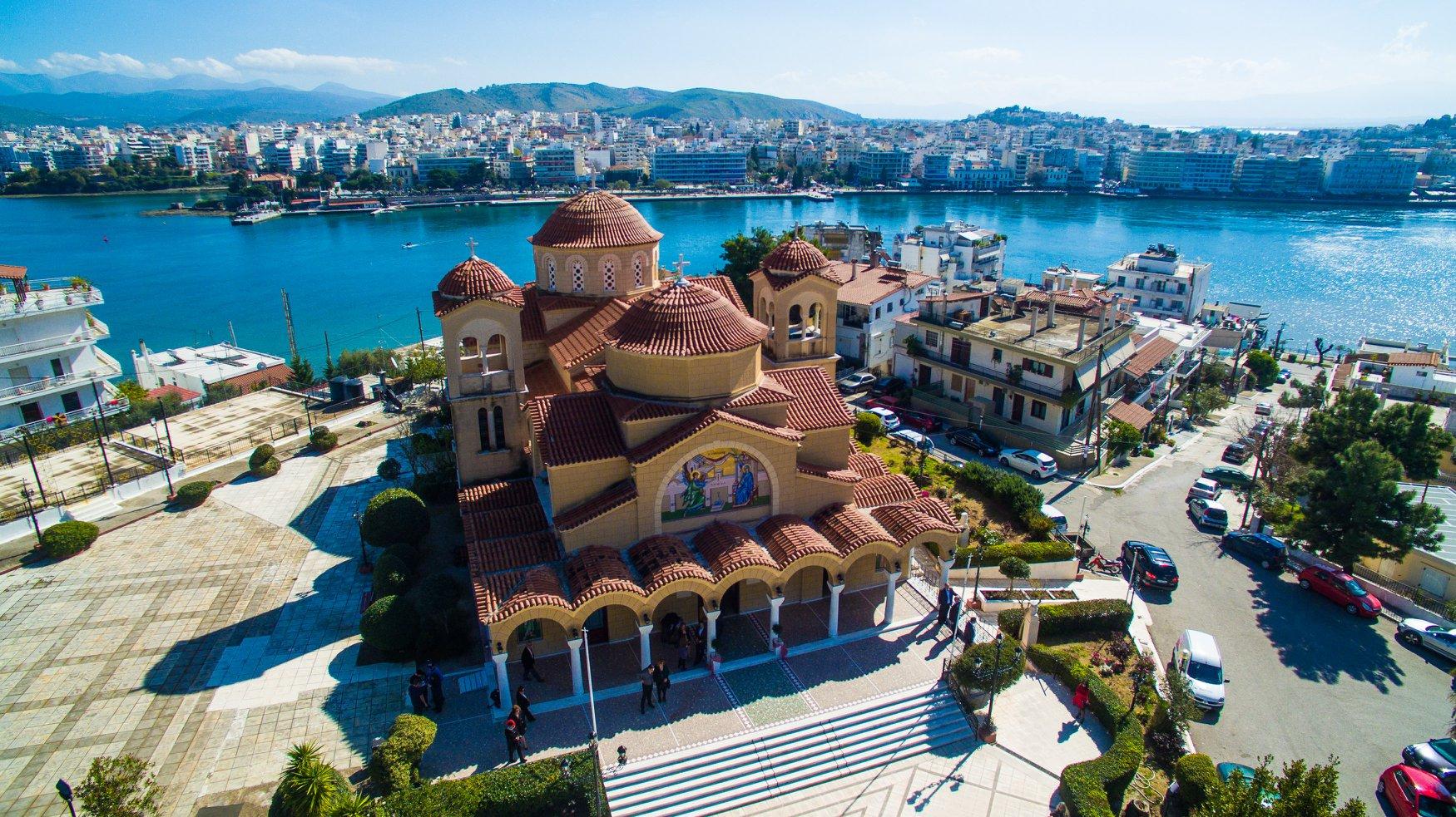 Εύβοια Χαλκίδα: Ανοιχτός όλη την ημέρα των Θεοφανείων ο Ιερός Ναός της Ευαγγελίστριας Κανήθου