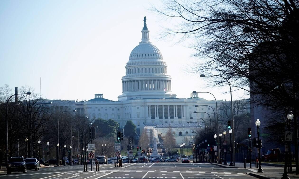 ΗΠΑ: Σε κατάσταση έκτακτης ανάγκης η Ουάσιγκτον – Αποκαλύφθηκαν σχέδια για 3 επιθέσεις στο Καπιτώλιο