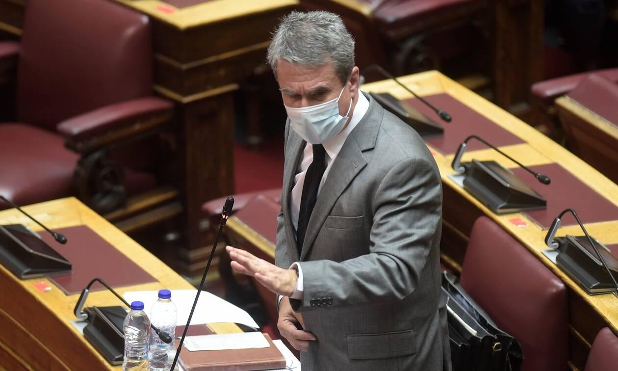 Ραγδαίες εξελίξεις στο ΚΙΝΑΛ: Η Φώφη Γεννηματά καθαίρεσε από κοινοβουλευτικό εκπρόσωπο τον Ανδρέα Λοβέρδο